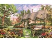 Puzzle Gyönyörű házikó