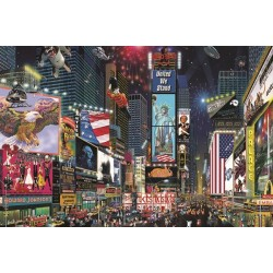 Puzzle Times Square