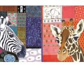 Puzzle Afrikai művészet
