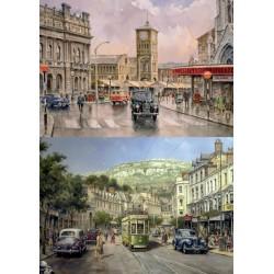 Puzzle Történelmi utcák