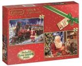 Puzzle Santa Claus - minden készen