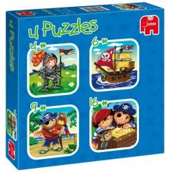 Puzzle Fiús kaland - GYEREK PUZZLE