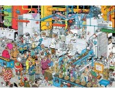 Puzzle Édesség gyár