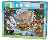 Puzzle Noé bárkéja