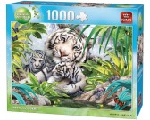Puzzle Szibériai tigrisek
