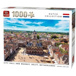 Puzzle Delft, Hollandia