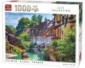 Puzzle Colmar, Franciaország