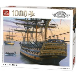 Puzzle Nyugalom a tengeren