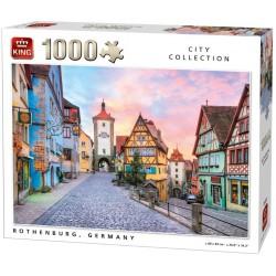 Puzzle Rothenburg, Németország