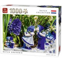 Puzzle Holland szuvenír