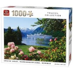Puzzle Hardangerjord, Norvégia