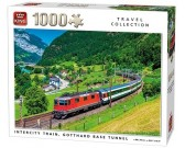 Puzzle Gotthard