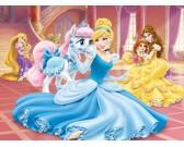 Puzzle Hercegnő pónilóval - GYEREK PUZZLE
