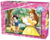Puzzle Hercegnők - olvasás - GYEREK PUZZLE