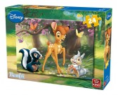 Puzzle Bambi - GYEREK PUZZLE