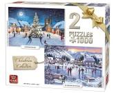 Puzzle Karácsonyi kollekció