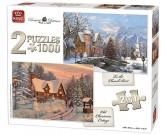 Puzzle Karácsonyi diszités