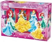 Puzzle Hercegnők - KONTÚRA PUZZLE