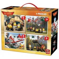 Puzzle Repülők - GYEREK PUZZLE