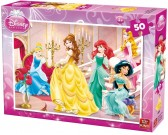 Puzzle Hercegnők kastélyban - GYEREK PUZZLE