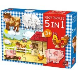 Puzzle Farm - GYEREK PUZZLE
