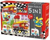 Puzzle Tűzoltók - GYEREK PUZZLE