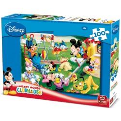 Puzzle Miki egér a játszótéren - GYEREK PUZZLE