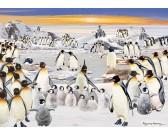 Puzzle Pingvinek fesztiválja