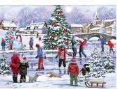 Puzzle Karácsonyi hangulat