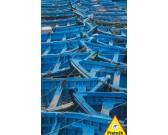 Puzzle Kék hajók
