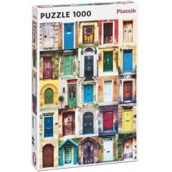 Puzzle Ajtó