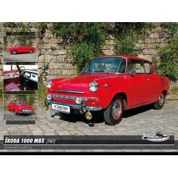 Puzzle Skoda 100 MBX (1967)