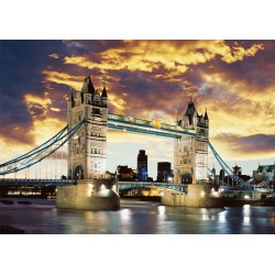 Puzzle Tower Bridge éjjel