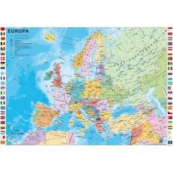 Puzzle Politikai Európa térkép