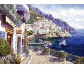 Puzzle Amalfi délután