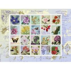 Puzzle Posta bélyeg