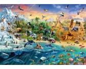 Puzzle Állatvilág