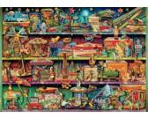 Puzzle Játékok a polcon