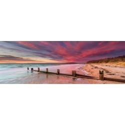 Puzzle McCrae strand, Ausztrália - PANORÁMA PUZZLE