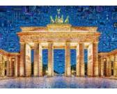 Puzzle Berlin - fotókollázs