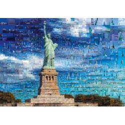 Puzzle New York - fotókollázs