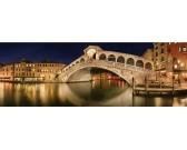 Puzzle Rialto híd, Velence - PANORAMATIKUS PUZZLE