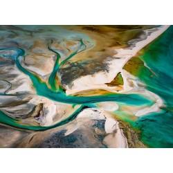Puzzle A folyó deltája