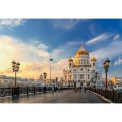 Puzzle Katedrális Oroszországban