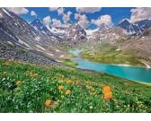 Puzzle Altai hegyek