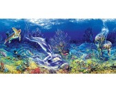 Puzzle Játékok a korallzátonyon