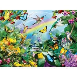 Puzzle Kolibrik