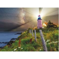 Puzzle Káprázatos világítótorony