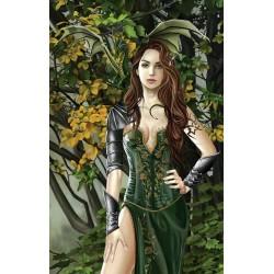 Puzzle Smaragd hölgy