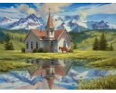 Puzzle Gyönyörű völgy